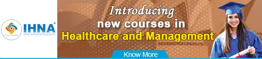 Introducing new courses in Healthcare and Management - IHNA